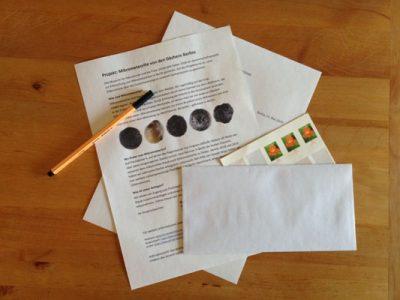 7 Schritte zum eigenen Mikrometeorit: Schritt 2 – Falls notwendig, eine Betretungsgenehmigung für die Beprobung einholen