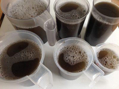 7 Schritte zum eigenen Mikrometeorit: Schritt 4 – Die Probe zu Hause aufbereiten